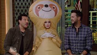"""Katy Perry, Lionel Richie, and Luke Bryan Reveal Who the Toughest """"American Idol"""" Judge Is"""