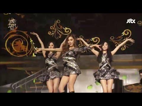[1080p] 150124 [SNSD] TTS (Girls' Generation) / Holler - Golden Disk Awards [JTBC]