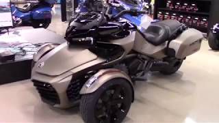 2019 Can-Am SPYDER F3 T 1330 ACE - New 3-Wheel Motorcycle For Sale - Elyria, Ohio