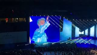 "190119 BTS - Run | BTS WORLD TOUR ""Love Yourself"" Singapore Concert 2019"