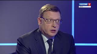 Актуальное интервью — Александр Бурков
