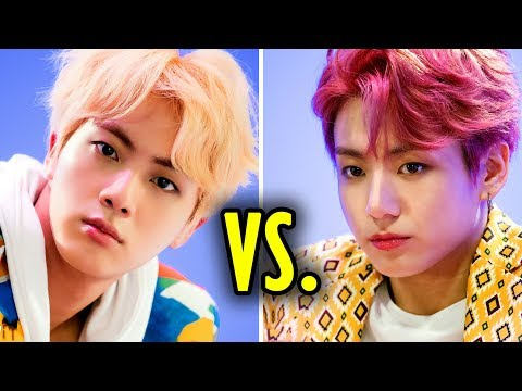 BTS Maknae Line VS. Hyungs 😆