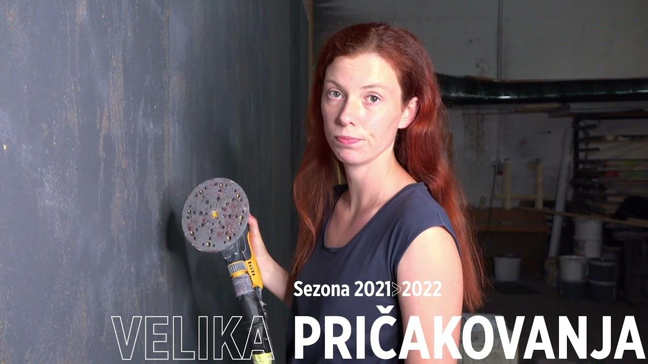 Velika pričakovanja | Tina Potočnik Vrhovnik #teaser