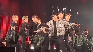 190518 Mic Drop Remix @ BTS 방탄소년단 Speak Yourself Tour Metlife Stadium New Jersey Concert Fancam