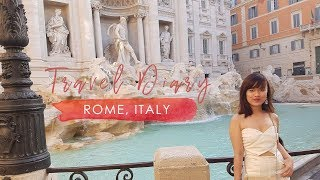 NHẬT KÝ ĐI ROME, Ý - Italy Travel Vlog   Taste From Home