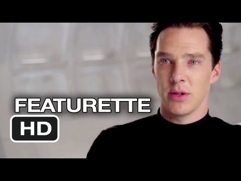 Star Trek Into Darkness Character Profile - John Harrison (2013) - Benedict Cumberbatch Movie HD