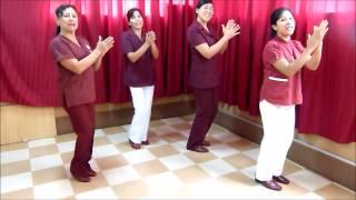 Lavado de manos a ritmo peruano - Obstetricia