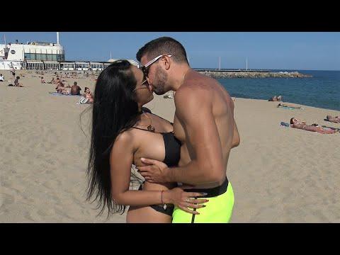 Kiss prank gone sexually