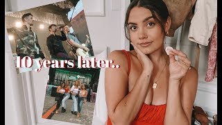 GRWM + VLOG | Private Jonas Brothers Concert