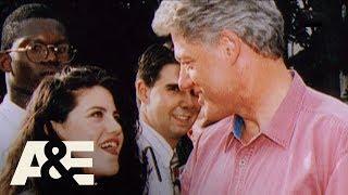 Monica Lewinsky on Early Flirtation with Bill Clinton | The Clinton Affair: Premieres Nov 18 | A&E