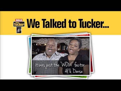 We Talked to Tucker... (Al & Denise)