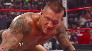 Randy Orton funny/savage moments