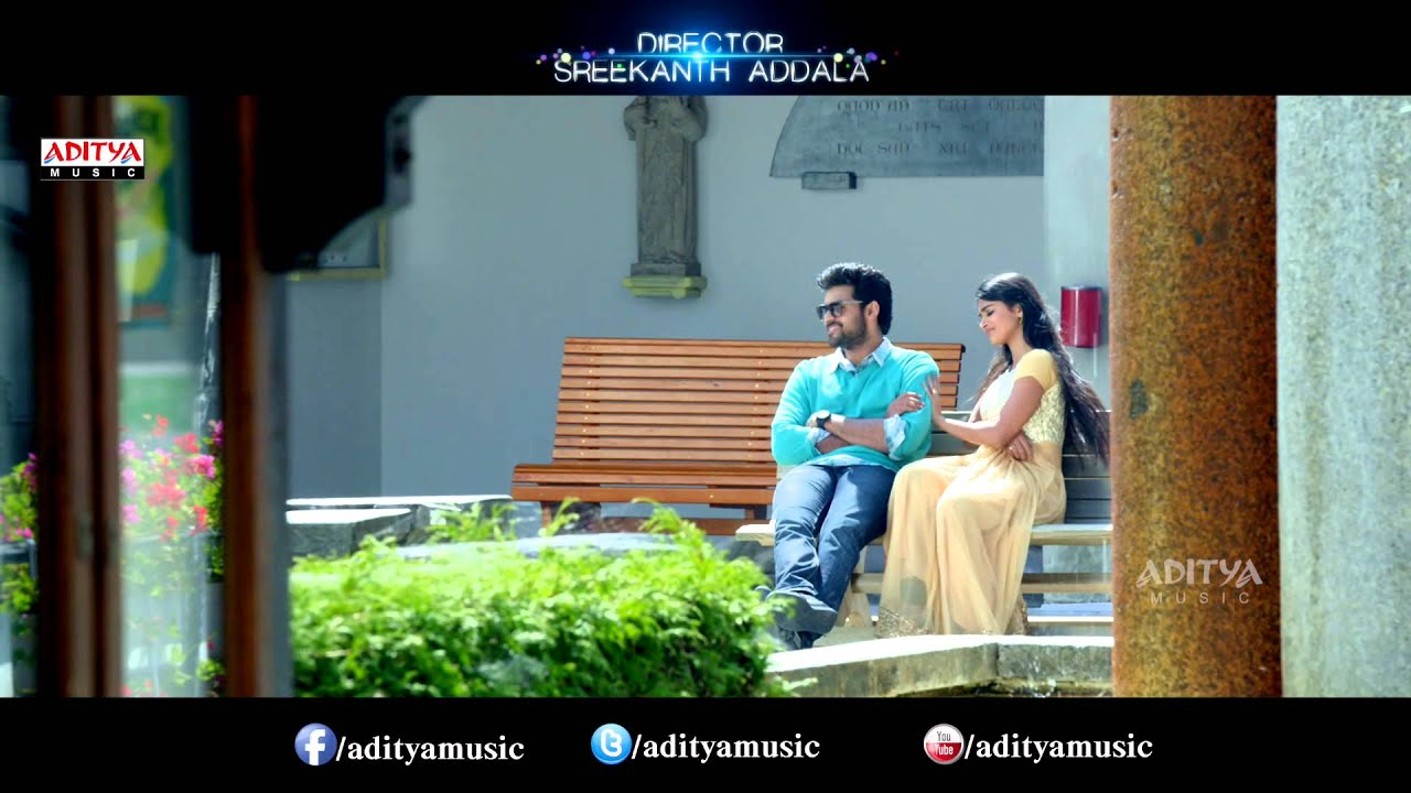 Mukunda Song Trailer – Chaala Bagundi Song – Varun Tej, Pooja Hegde, Srikanth Addala, Mickey J Meyer
