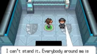 Pokemon Black/White 2 Walkthrough Part 64: Plasma Frigate Phase 2