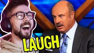 I Can't Believe Dr Phil Said This - Jacksepticeyes Funniest Home Videos (Season 2)