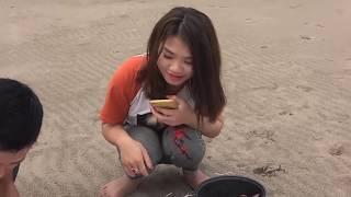 Chân Dai Bắt Chim Trên Bãi Cát Cái Kết Của Tội Ham ĂN