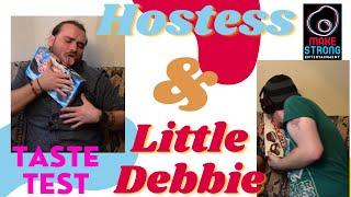Hostess Vs Little Debbie Taste Test