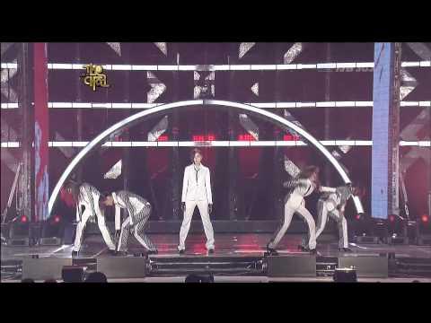 091229 KARA special dance performance