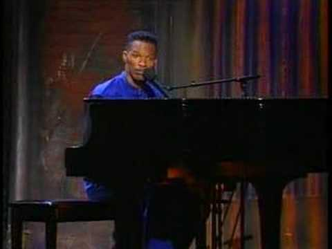 Jamie Foxx - Love Won't Let Me Wait