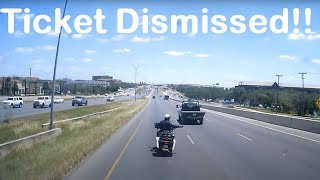 $200 Ticket Dismissed!! Why Everyone Should Own A Dash Cam!