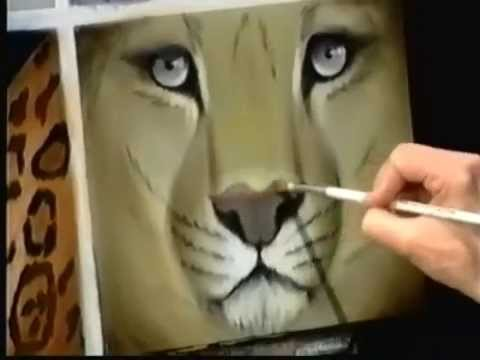 Wildlife Painting Techniques DVD
