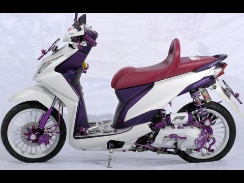 Gambar Motor Modifikasi Honda Beat Terbaru Videomoviles Com