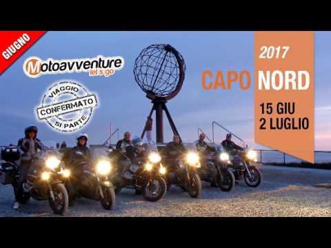Capo Nord in moto - Giugno 2017 - CONFERMATO