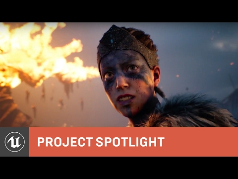Hellblade: Senua's Sacrifice 360 Video - Unreal Engine 4