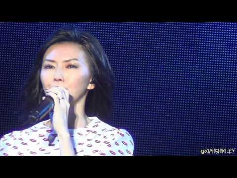 120303 仁愛堂Green Live演唱會 - 孫燕姿 遇見