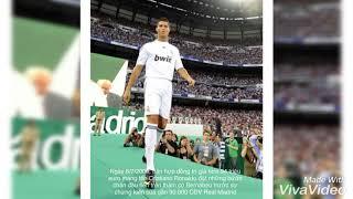 Những khoảng khắc bùng nổ của C.Ronaldo tại Real Madrid
