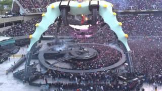 Edmonton concert - U2