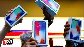 Choáng giá bán hút máu iPhone XS Max, XS, XR ở Việt Nam!