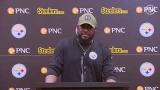 Steelers Head Coach Mike Tomlin Has a Lot of Respect for the Browns - MS&LL 11/13/19