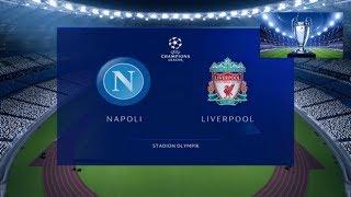 Napoli vs Liverpool 2019/20 Vòng Đấu Bảng E Cúp C1 Châu Âu Ngày 18_9_2019 FIFA19