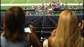 Dallas Cowboys Cheerleaders Practice - 2002