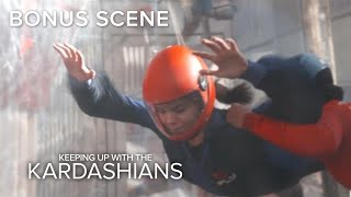 KUWTK | Kendall Jenner Rules at Indoor Skydiving | E!