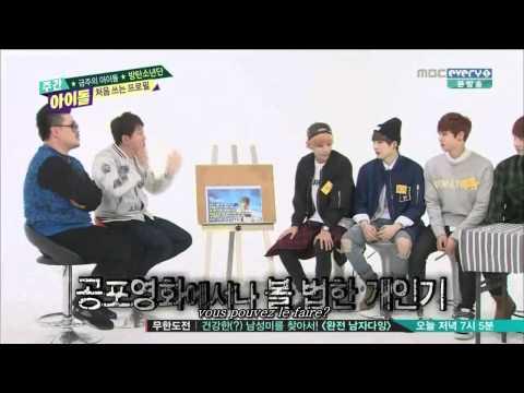 [TheLivMeDy] BTS Weekly Idol prt2 vostfr140430