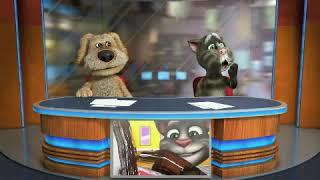 Tom & Ben News Gummy Bear song long parte 2