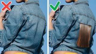 32 CRAZIEST CLOTHING HACKS