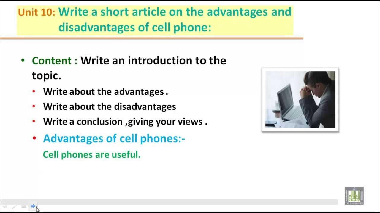Mobile Phones Advantages and Disadvantages