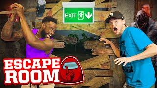 2HYPE Escape Room Among Us Challenge!