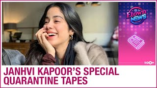 Janhvi Kapoor's SPECIAL quarantine video sharing some fond..