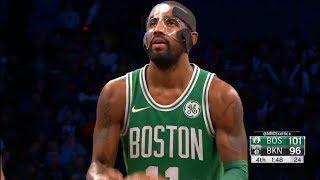 Kyrie Irving Highlights vs Brooklyn Nets (25 pts, 5 ast)