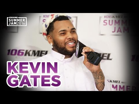 Kevin Gates Talks Getting A Corvette For Father's Day
