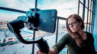 How to get CINEMATIC FOOTAGE on an IPHONE