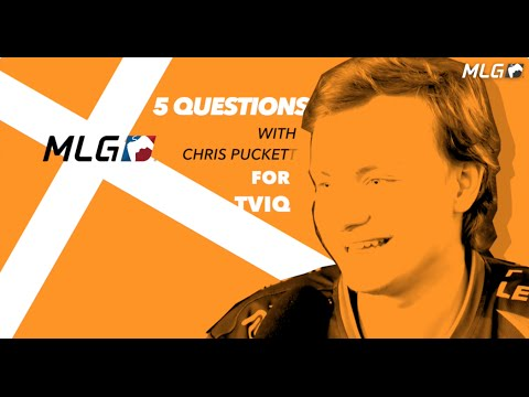 5 Questions with Chris Puckett for TVIQ
