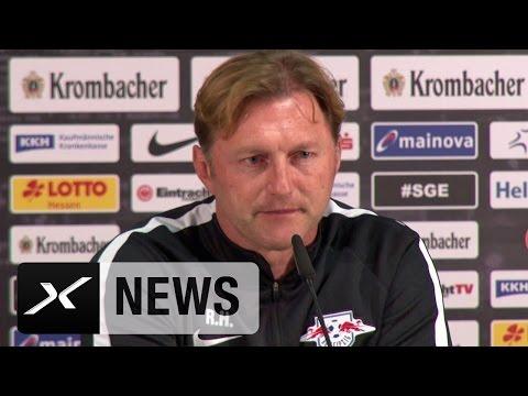 Eintracht Frankfurt vs RB Leipzig