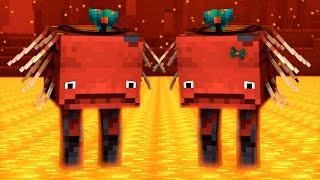 Strider & Villager Life 1 - Minecraft Animation
