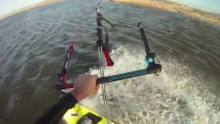 Pro kitesurfing