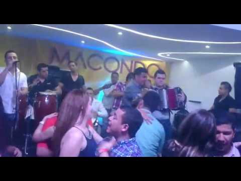 Alex Duarte macondo disco bar Bucaramanga